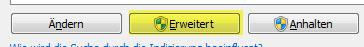 Windows Indizierungsoptionen Erweitert
