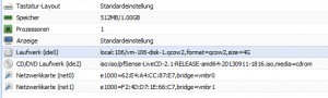 Proxmox - pfSense KVM Konfiguration