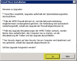 Trend Micro Worry-Free Installer