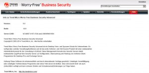 Trend Micro Worry-Free Business Advanced Version 9