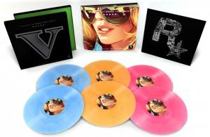 GTA 5 Musik Vinyl