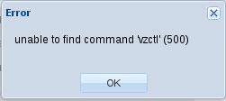 Proxmox Command vzctl