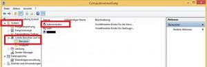 Windows 8 Computerverwaltung