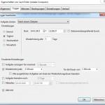 Windows7 Aufgabenplan Cacti Trigger