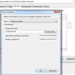 Windows7 Aufgabenplan Cacti Poller PHP