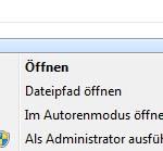 Windows7 Aufgabenplanung