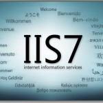 Windows7 IIS Welcome Page
