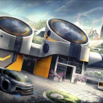 Call of Duty Black Ops 3 Nuketown Map