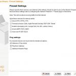Sophos UTM Web Installation Firewall