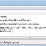 Chrome Browser Registry Update