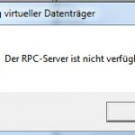 Computerverwaltung RPC Server