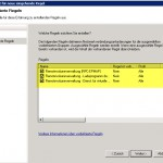 SBS 2011 GPO Firewall Remotevolumen