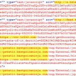 JavaScript Ads Code im Quelltext