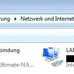 Windows Netzwerkverbindungen