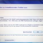 Windows Laufwerkgerätetreiber fehlt
