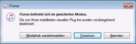 Mac update hängt beim start