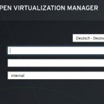 oVirt Login Profil internal