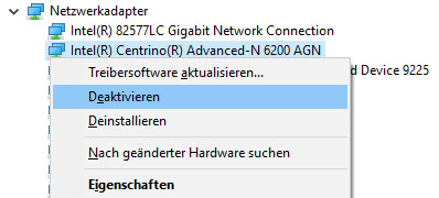 HP Notebook WLan lässt sich nicht aktivieren – TASTE-OF-IT