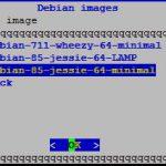 Hetzner Image Debian x64 Min