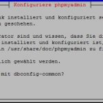 ISPConfig3 - PHPMyadmin
