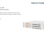 Sophos XG Firewall Network Wizard