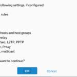 Sophos XG Web Install Confirm
