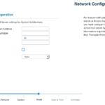 Sophos XG Web Install Mailserver