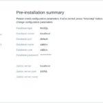 Zabbix 3 - Webinstall Summary