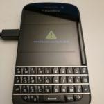 BlackBerry 10 - Error b10-0020