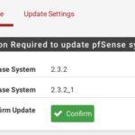 pfSense Update 2.3.2_1
