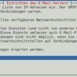 Debian Exim4 Smarthost Step3