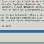 Debian Exim4 Smarthost Step4