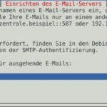 Debian Exim4 Smarthost Step6