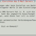 Debian Exim4 Smarthost Step8
