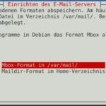 Debian Exim4 Smarthost Step9