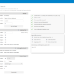 Nextcloud 11 Full Search Settings